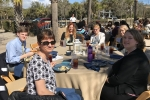 2018 SCWHE Conference Outdoor Lunch